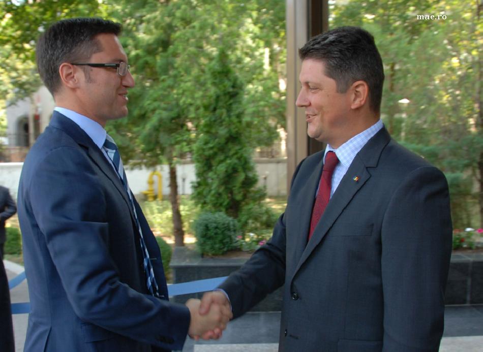 Румуно-болгарські проекти