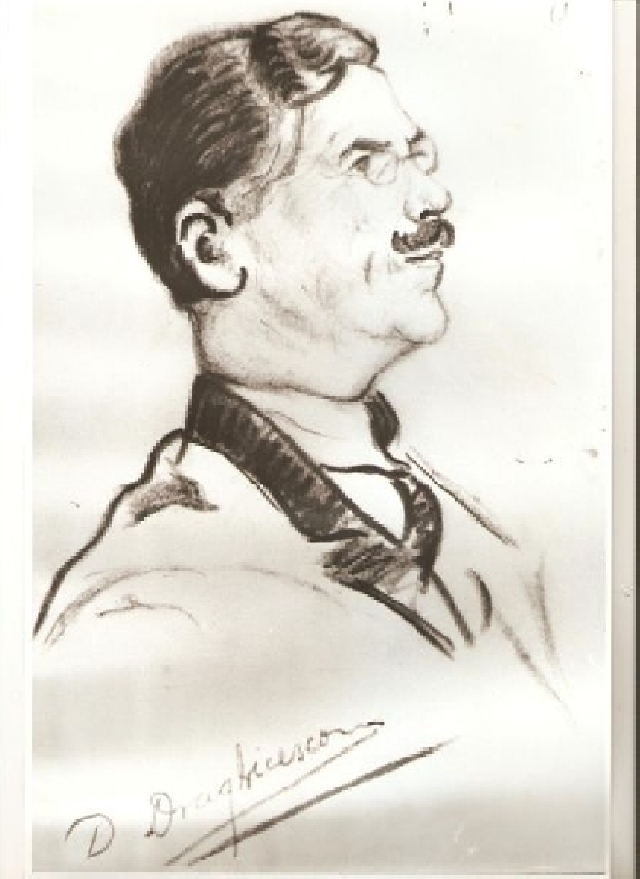 2014年8月14日:杜米特鲁・德勒盖杰斯库(二)