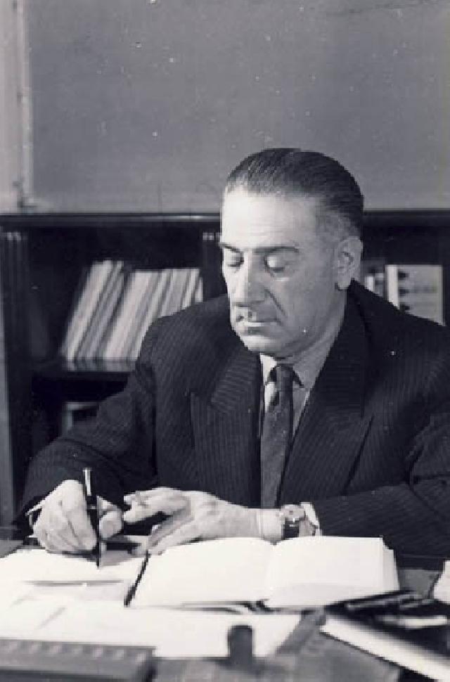 2014年8月21日: 米哈伊·拉利亚(1896-1964)-罗人的交易精神和清晰的现实感