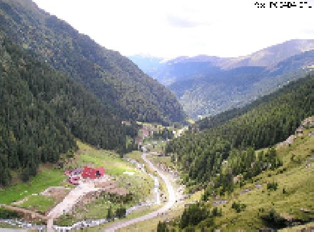 2014年11月13日:齐奥塞斯库庞大的经济计划-跨山公路