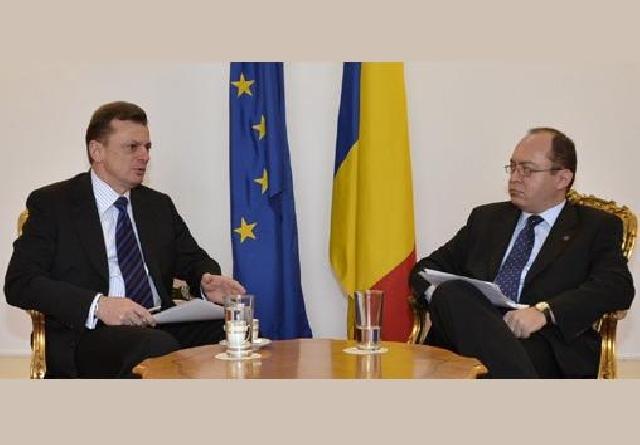 Румунія засуджує зростання насильства на Донбасі