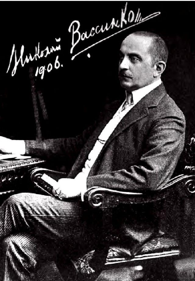 Видатний дипломат Микола Василько