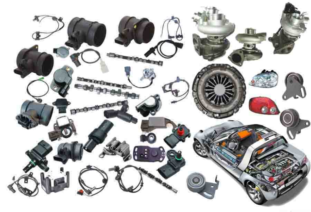 radio romania international the car parts industry