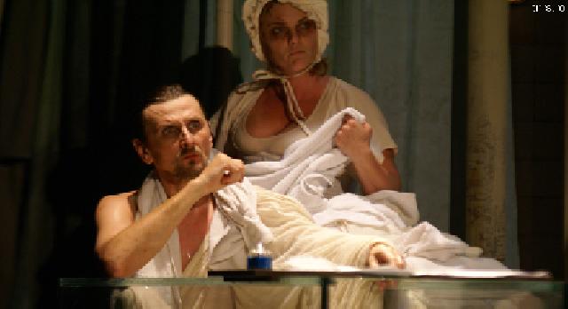 narodno pozorište ,,radu stanca'' iz sibiua u sezoni 2014-2015