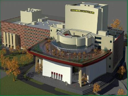 Проекти Бухарестського Національного театру