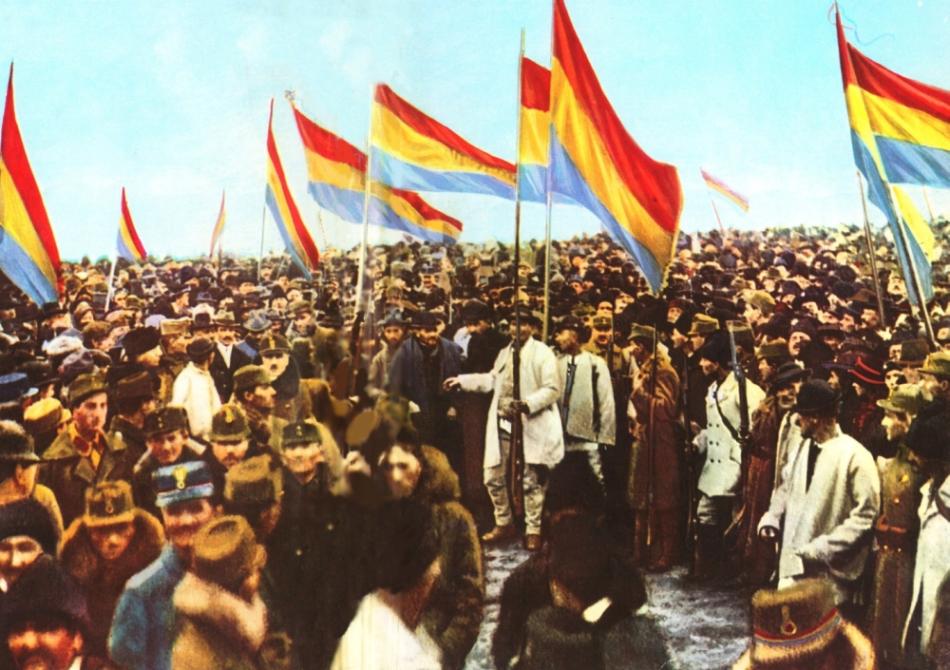 la-roumanie-en-1918-entre-lextase-et-lagonie