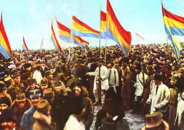 2014年12月4日:1918年12月1日,罗马尼亚的国庆节