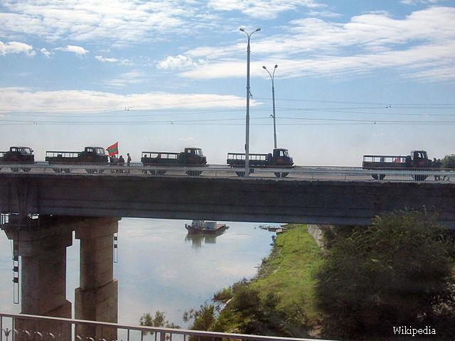 2015年3月12日:德涅斯特河沿岸战争