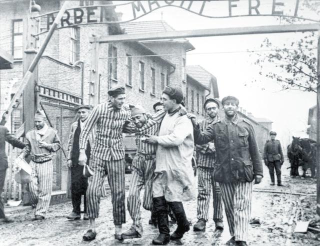 2015年2月5日:奥斯维辛大屠杀目击者