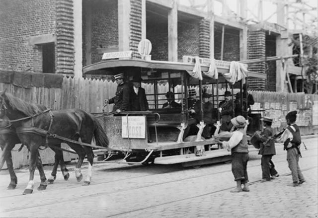 le-debut-des-transports-publics-a-bucarest