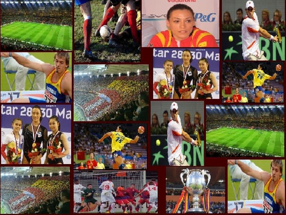 استعراض لأهم الأحداث و الإنجازات الرياضية الرومانية في سياق دولي خلال الأسبوع
