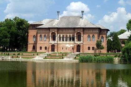 il palazzo mogosoaia, tra passato e presente