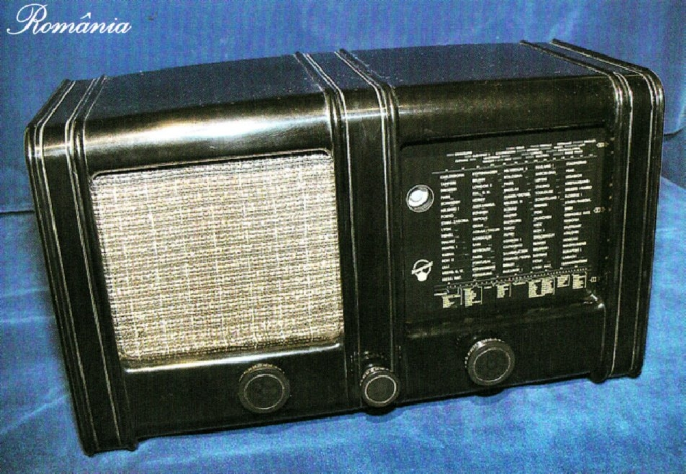 Blaupunkt 5W641, Germany, 1941