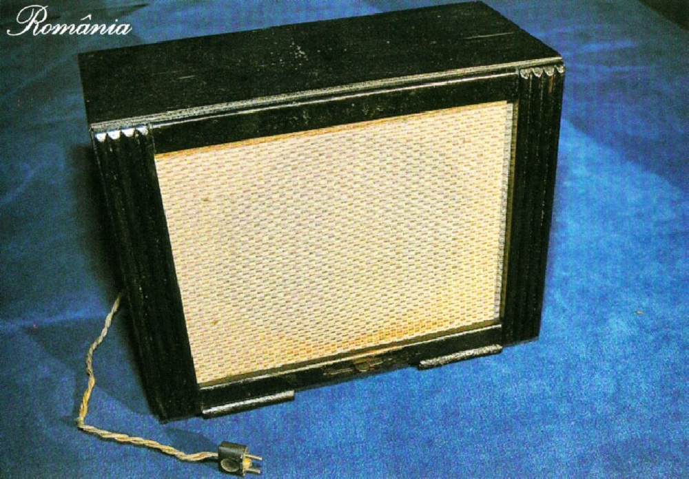 """Radio Popular"" Receiver, Romania, 1949-50"