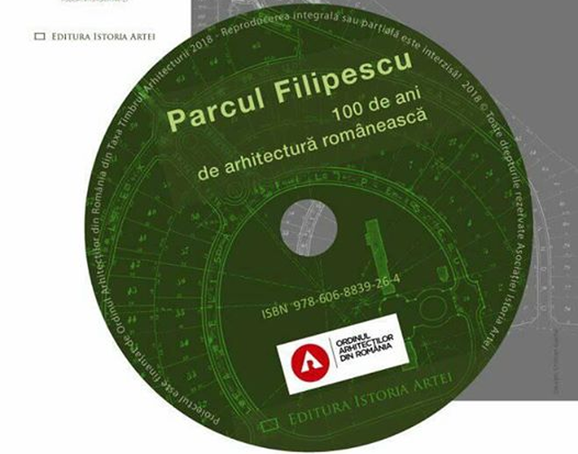100 anni di architettura romena in digitale