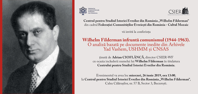 דיון וילהלם פילדרמן (1944-1963) נלחם בקומוניזם