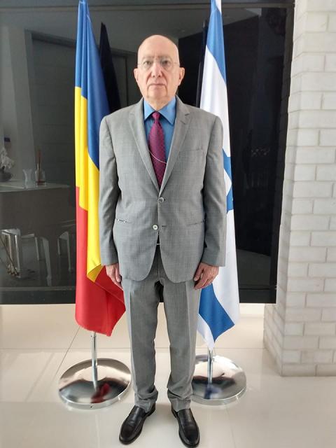 יחסים דיפלומטיים ללא הפרעה רומניה ישראל