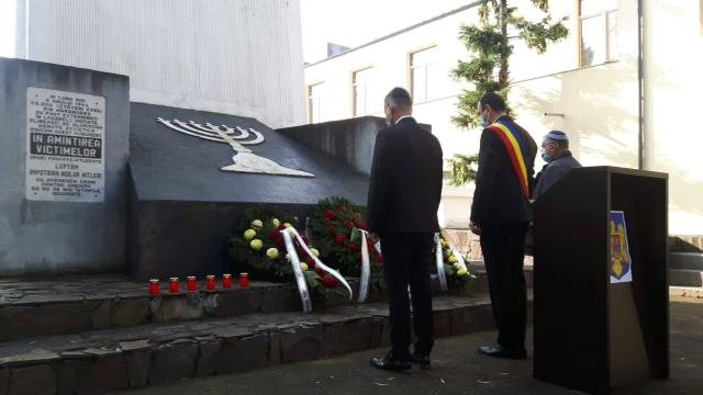 ביקור שגריר ישראל ברומניה במראמורש