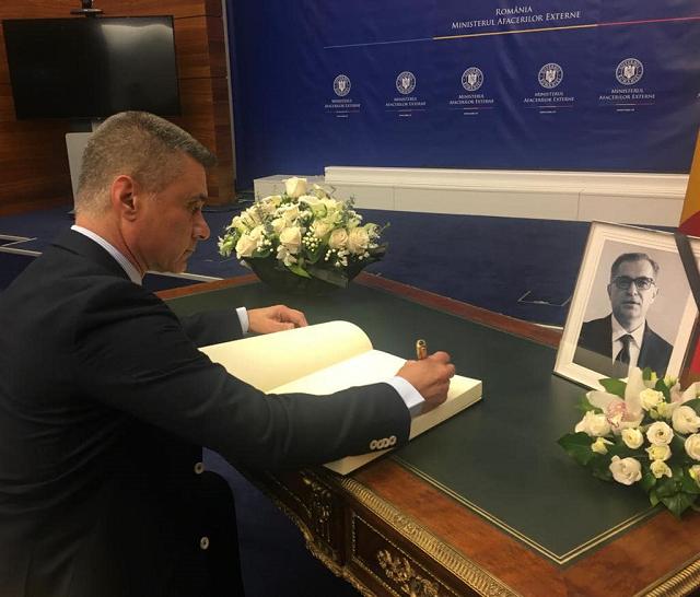 שנתיים למותו של השגריר מיחנאה קונסטנטינסקו