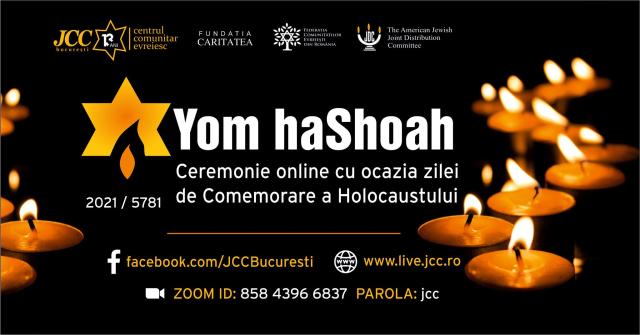 חיי הקהילה היהודית ברומניה 11.04.2021