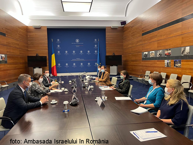 רומניה - ישראל: אירועים ויחסים דו-צדדיים 18.04.2021