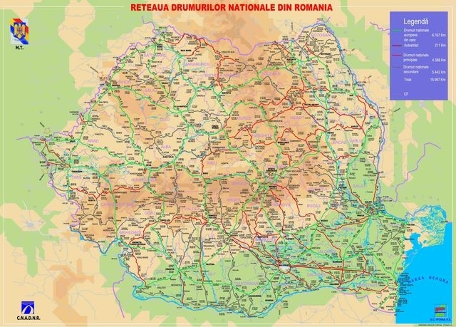 כמעט הכל לגבי רומניה