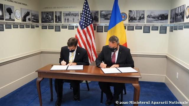 Зміцнення партнерства Румунія - США