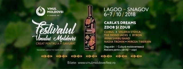 festival dedicati ai vini romeni e moldavi