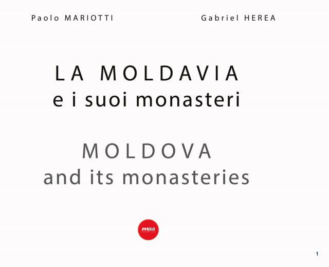 la moldavia e i suoi monasteri, album fotografico arriva a viterbo