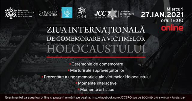 חיי הקהילה היהודית ברומניה 31.01.2021