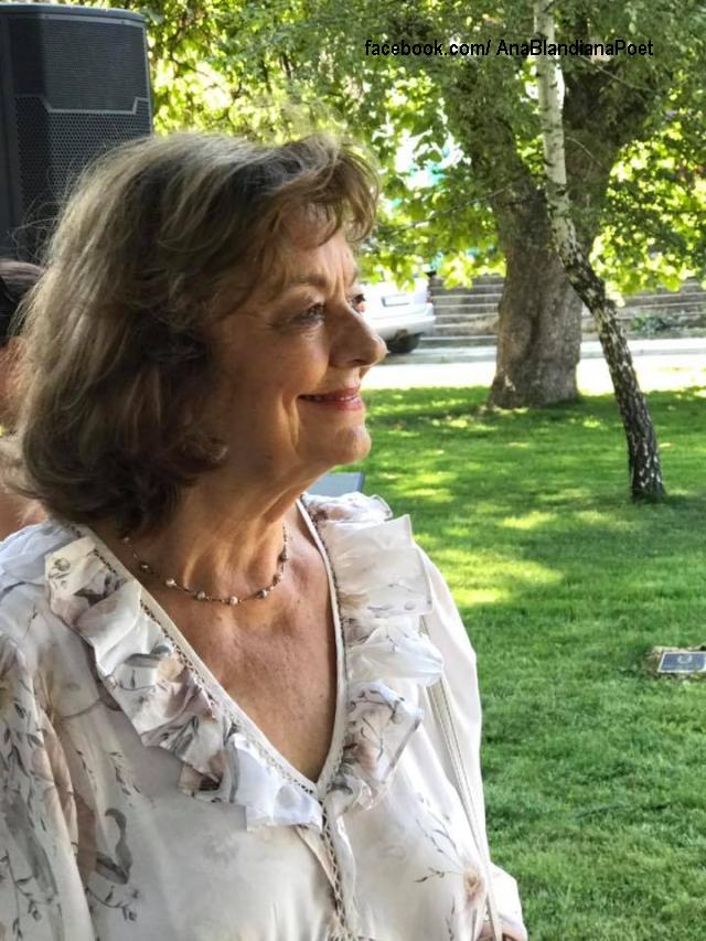 la poetessa ana blandiana a roma per festival dante assoluto e applausi nel cassetto