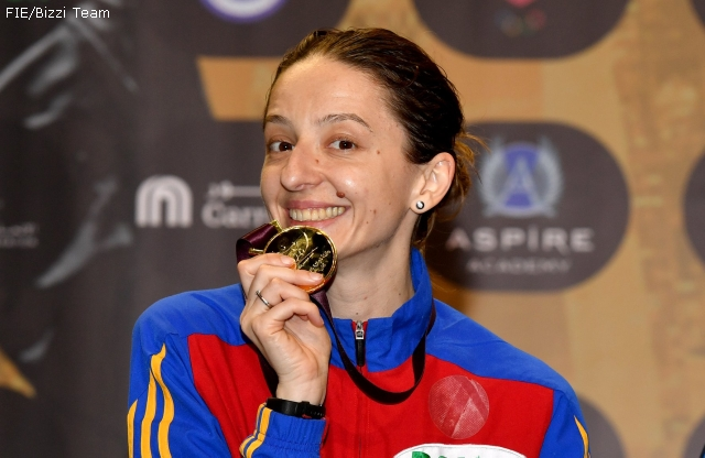 athlete-of-the-week-on-rri---fencer-ana-maria-popescu