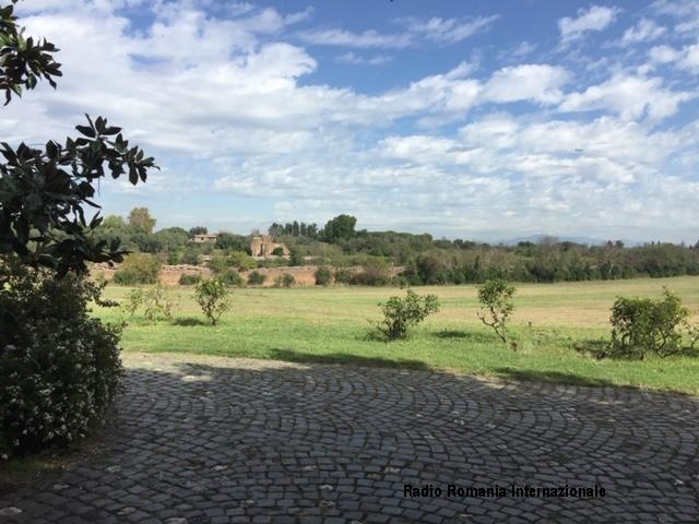 settimana della lingua italiana: in cammino nel parco dell'appia antica