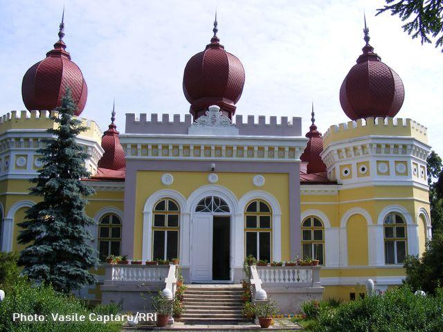 Замок Аркалія