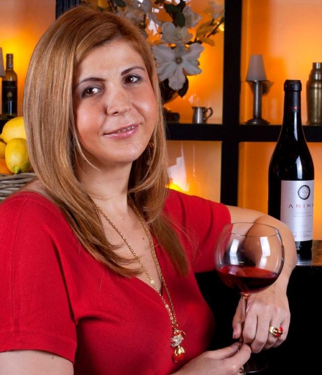 2019年8月19日:罗马尼亚女酿酒师奥蕾莉亚·维什讷斯库(aurelia visinescu)