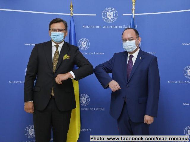 Підсумки візиту глави МЗС України до Бухареста