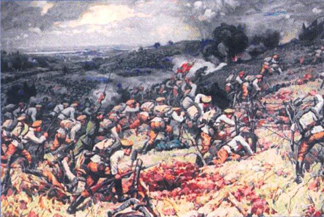 2016年12月15日:罗马尼亚的图特拉坎战斗