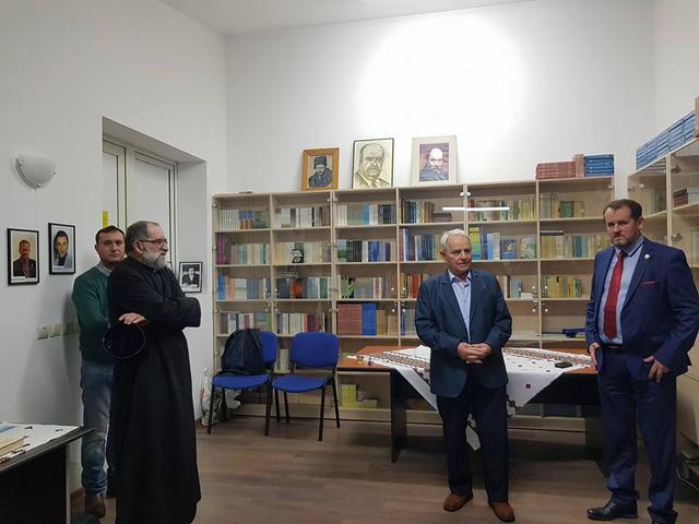 Бібліотека імені Степана Ткачука
