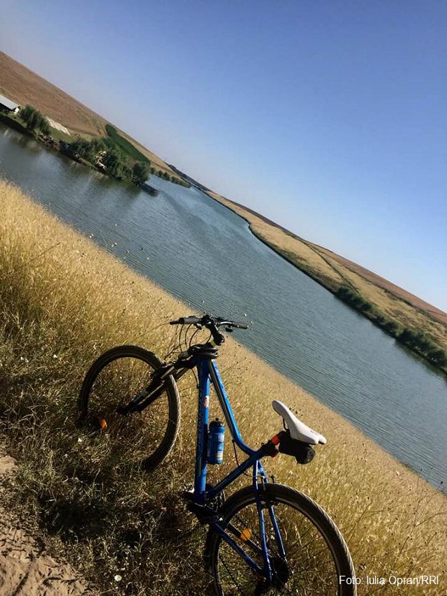 מסלולי אופניים לאורך הדנובה