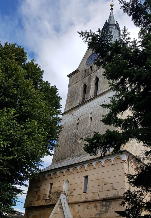 2018年9月27日:科德莱亚预防教堂
