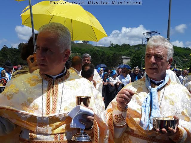 Генеральний вікарій Української ГКЦ Румунії про візит Папи до Румунії