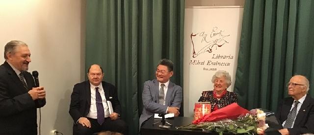 2018年12月27日:萨安娜《中国外交-历史和精神根源》发行式
