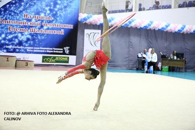 Истории из румынского спорта: Александра Калинов и художественная гимнастика (1)
