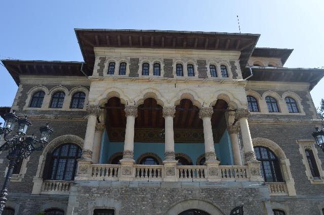 qsl martie 2017 – castelul cantacuzino