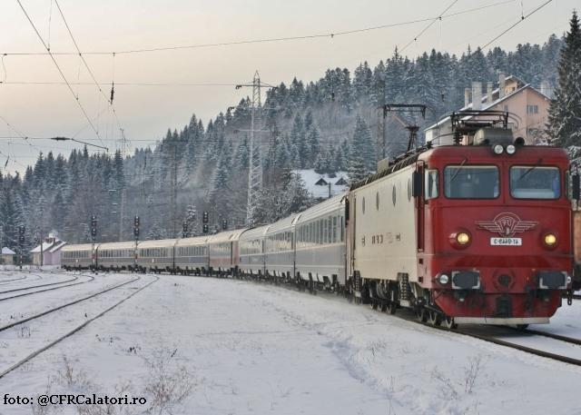 החברה הלאומית של רומניה לרכבות נוסעים שינתה את סיווגן של מספר רכבות