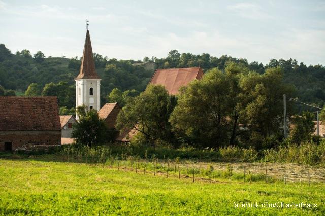 la chiesa fortificata di cloasterf
