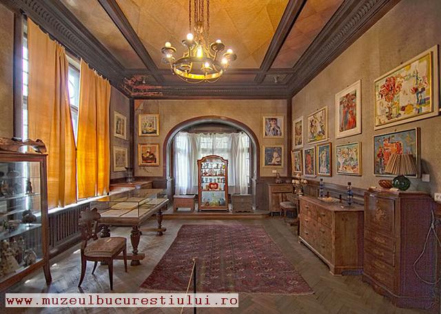 la collezione ligia e pompiliu macovei del museo di bucarest
