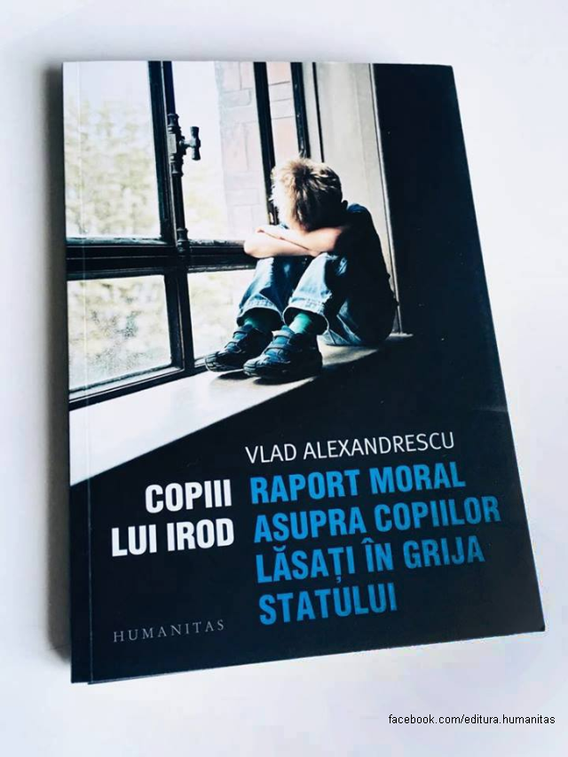 report-on-institutionalized-children-in-romania