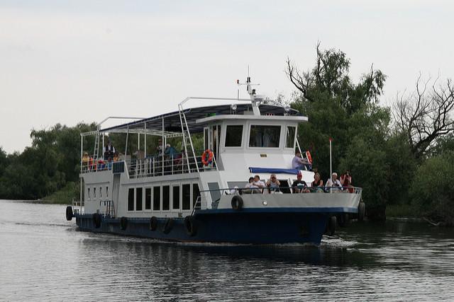 Дельта Дунаю