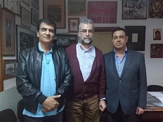 لقاء مع السيد/ على القادي، رئيس الإتحاد العام للجاليات الفلسطينية في أوروبا